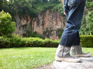 Eternal 888 right bottom at Bukit Batok Nature Park Quarry